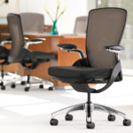 SBM has a large selection of ergonomic office chairs