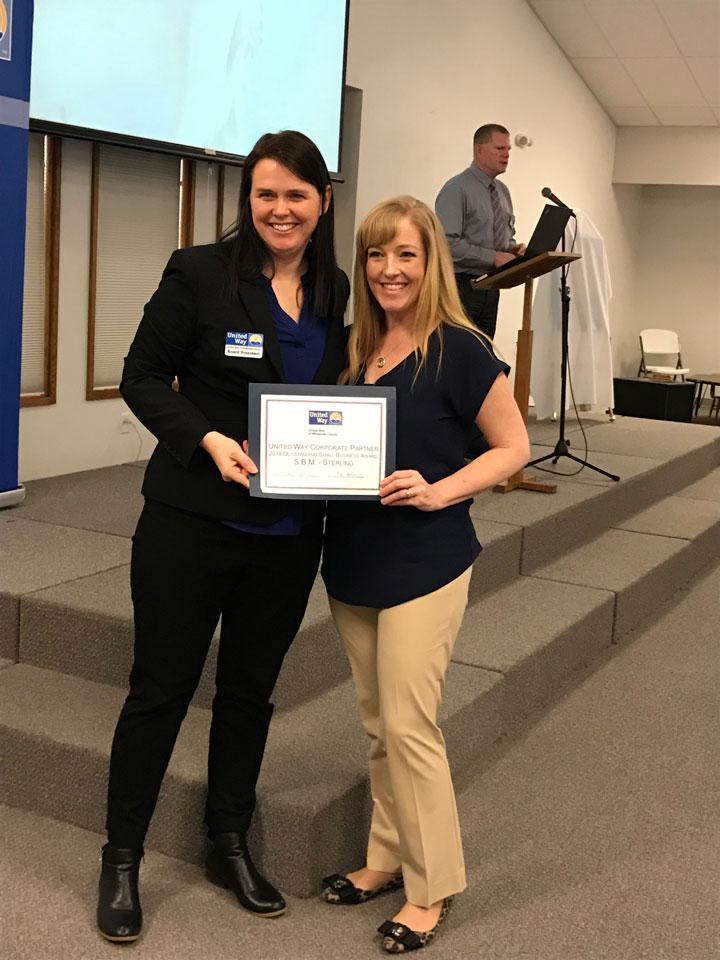 SBM Small Business Award