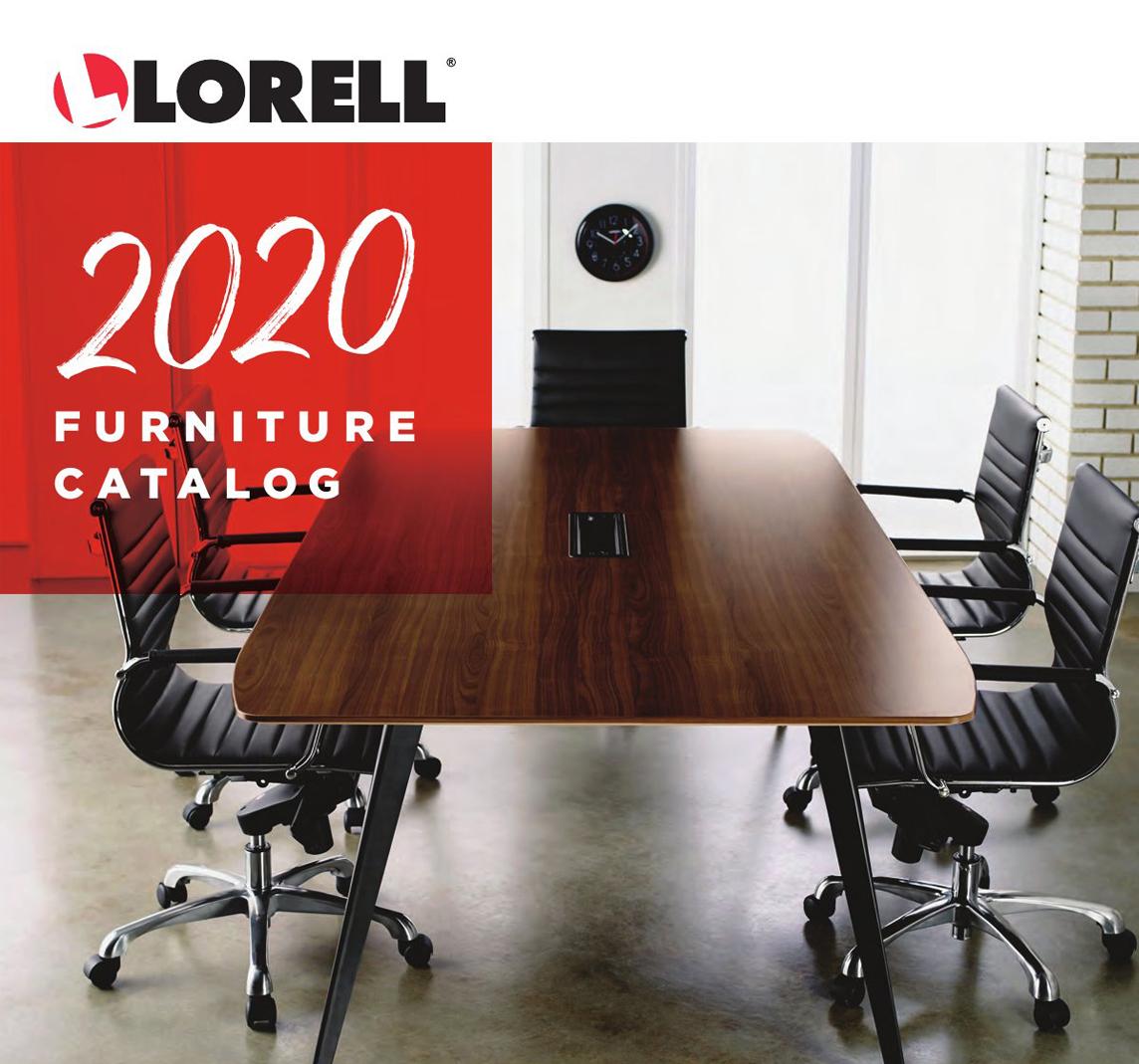 2020 Lorell Catalog