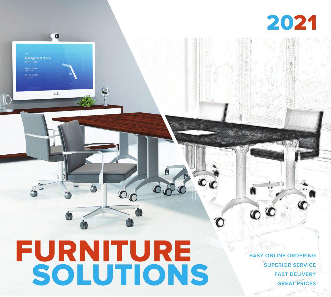 2021 Furniture Catalog